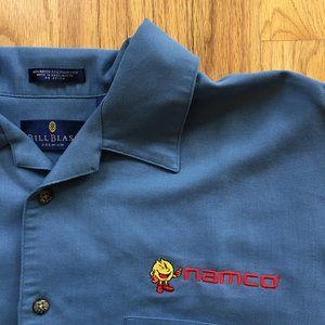 Vintage Namco Bill Blass Employee Shirt